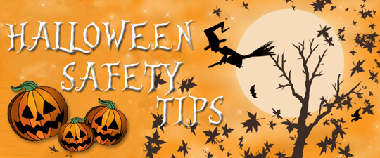 on - Halloween Tips For Parents