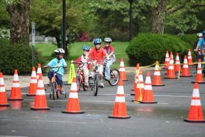 bikerodeo13 cones